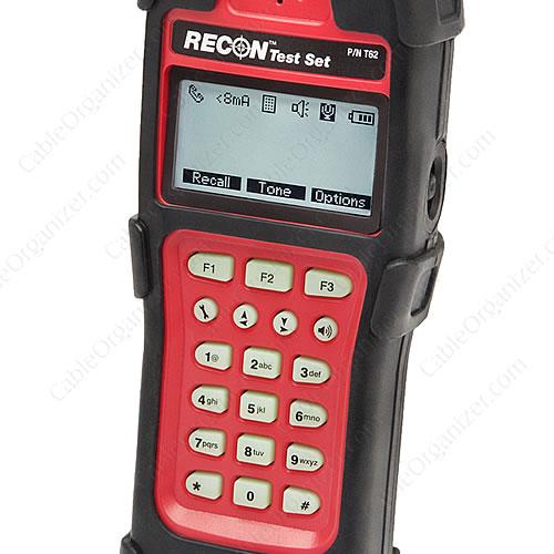 Testeur téléphonique T62 Recon Platinum Tools®